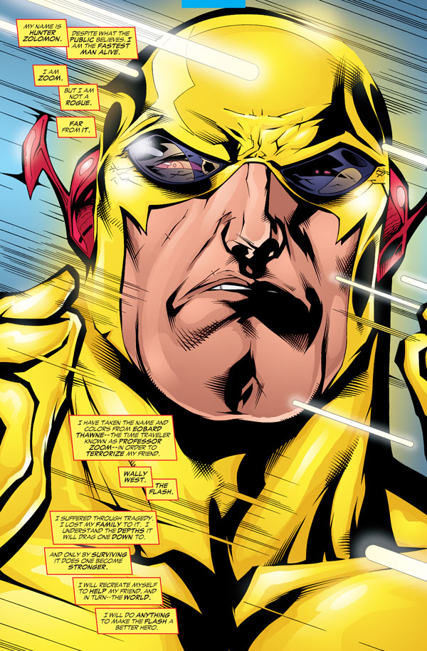 dc comics 101 what s the difference between the reverse flash and