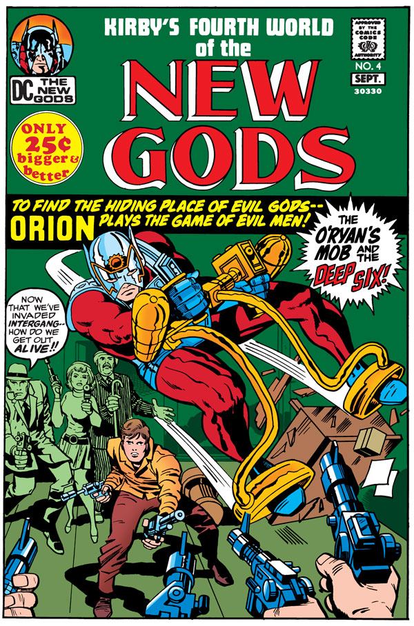DC Comics 101: Who are the New Gods? | DC