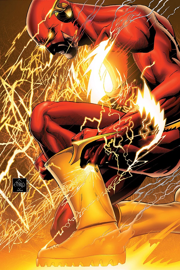 Reading Through The Flash Rebirth