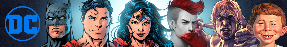 DC Entertainment Newsletter