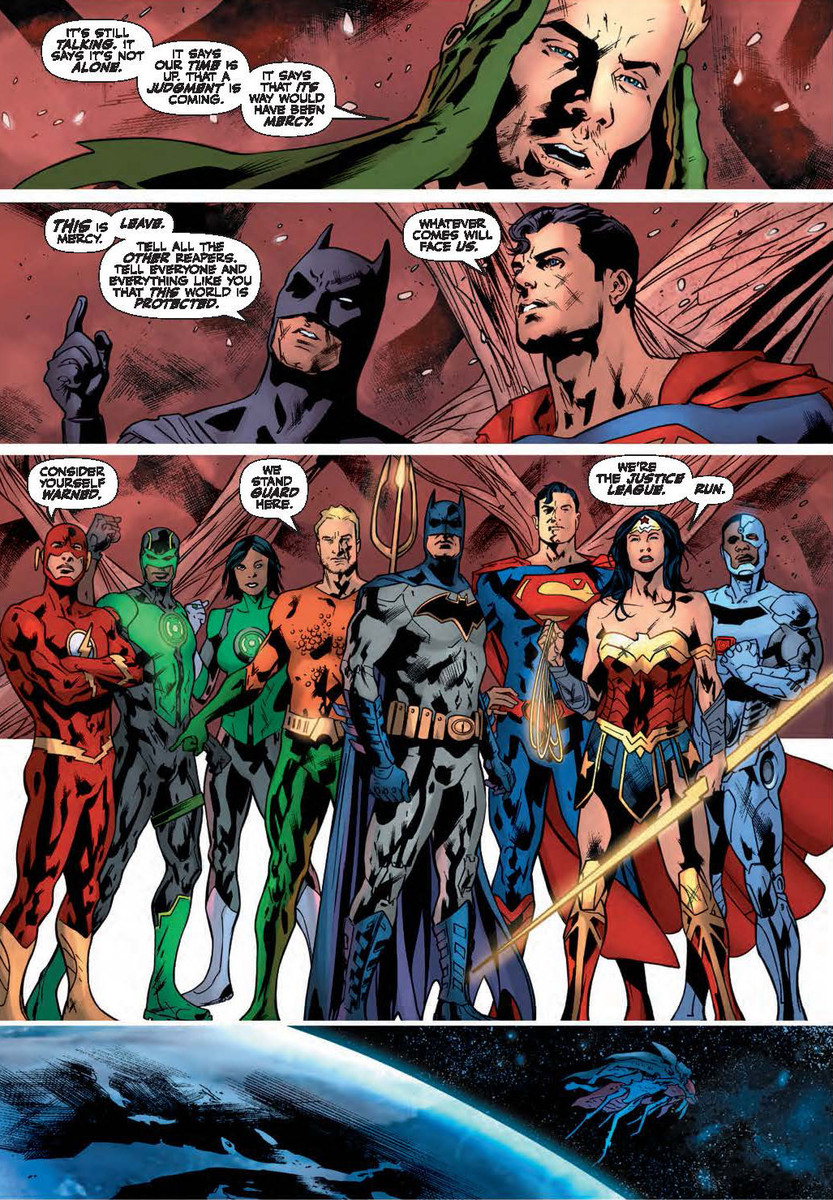 This Just Happened: A Justice League Needs a Superman! | DC