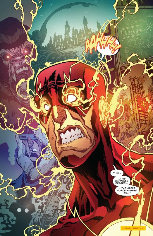 The Flash: When Wally Met Wally    | DC