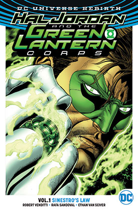 Hal Jordan & The Green Lantern Rebirth