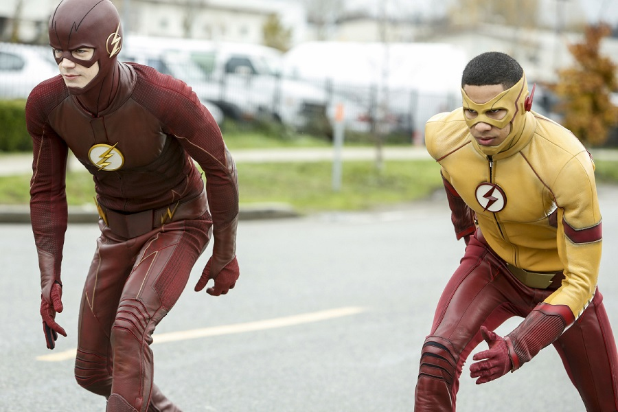 The Flash: Phasing and Other Speed Force Powers | DC