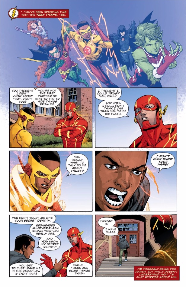 The Flash: Silly Rogues and Secrets | DC