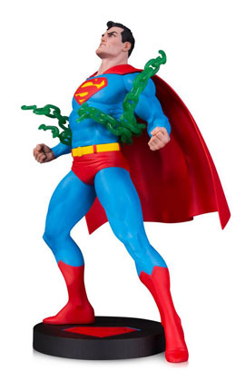 DC DESIGNER SERIES SUPERMAN BY NEAL ADAMS STATUE