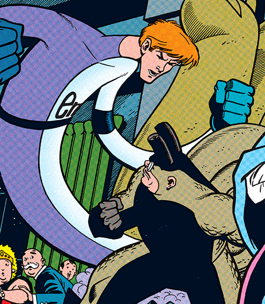 Breaking News The Elongated Man Stretches Onto The Flash Dc