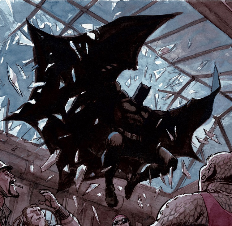 exclusive batman the dark prince charming offers a new vision of