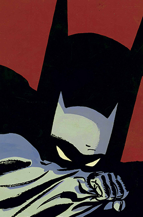 BATMAN: YEAR ONE — THE DELUXE EDITION