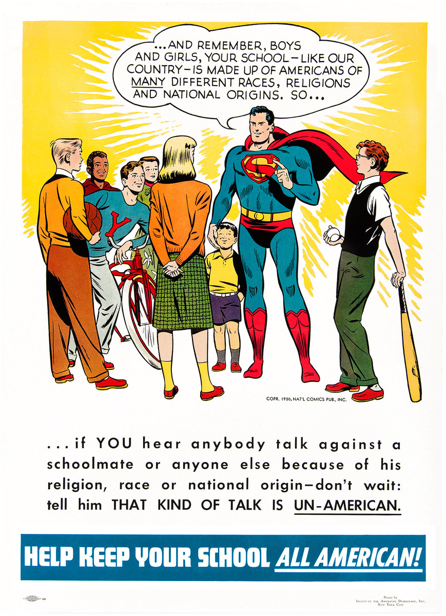 Superman: A Classic Message Restored | DC