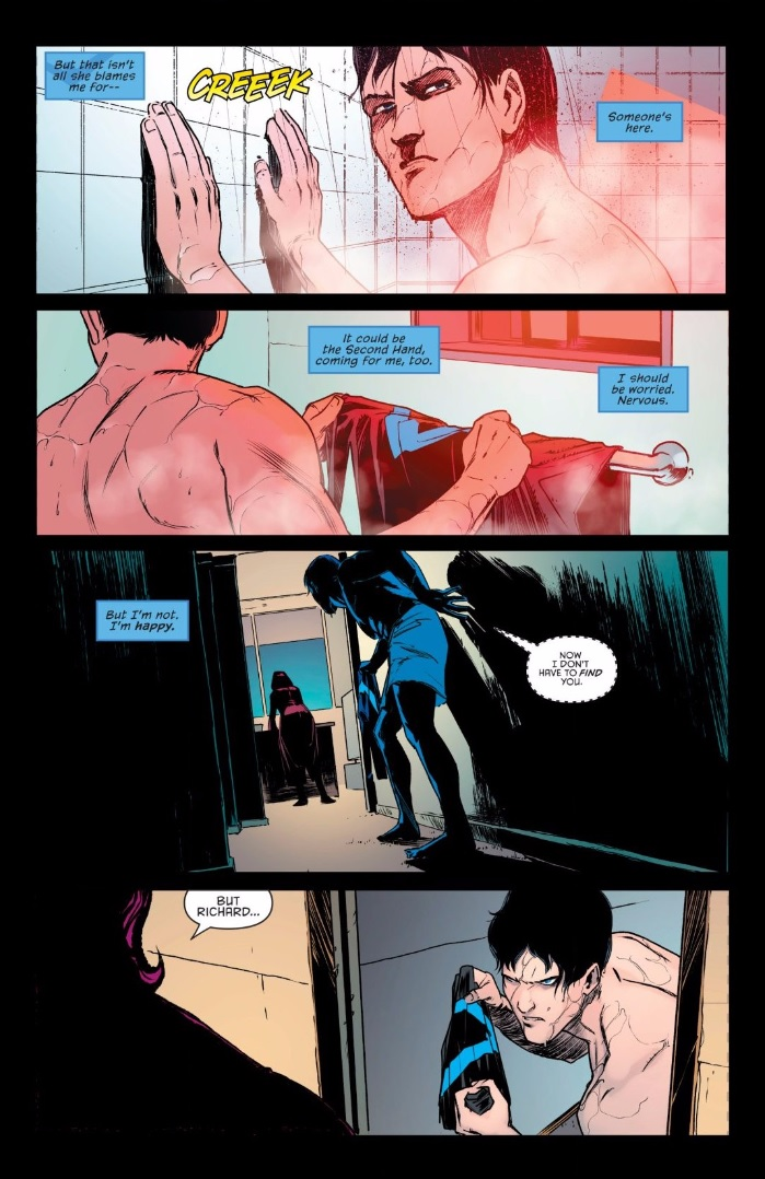 This Just Happened: Nightwing's Life Spyrals Out of ...