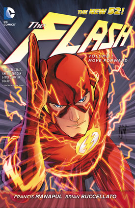 THE FLASH VOL. 1: MOVE FORWARD