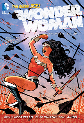 WONDER WOMAN VOL. 1: BLOOD