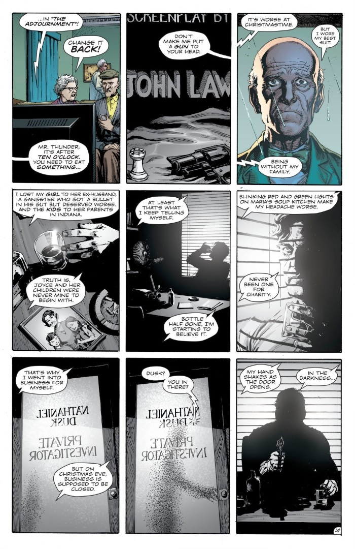 The Carver Connection Doomsday Clock S Story Within A Story Dc