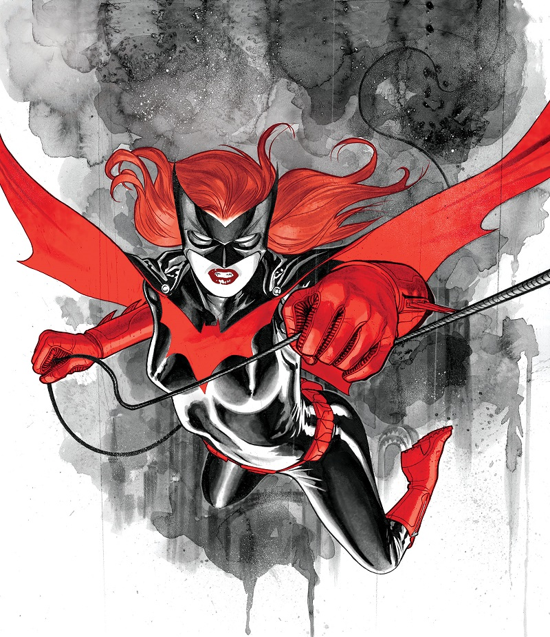 Breaking News: Ruby Rose Suits Up as Batwoman | DC