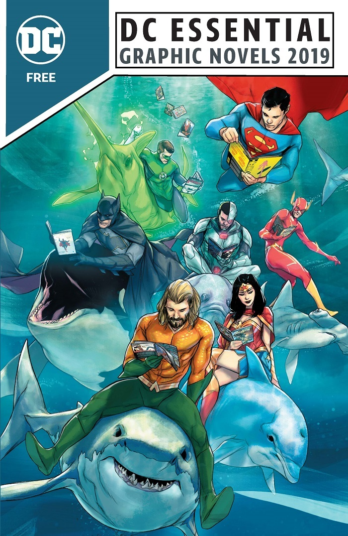 best comic of 2019 Browse the Brand New DC Essential Graphic Novels 2019 Catalog | DC