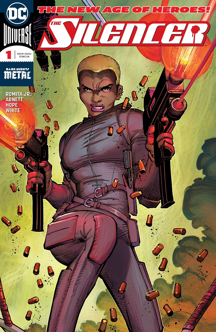 Arrow: Who—and WHAT—is the Silencer?   DC