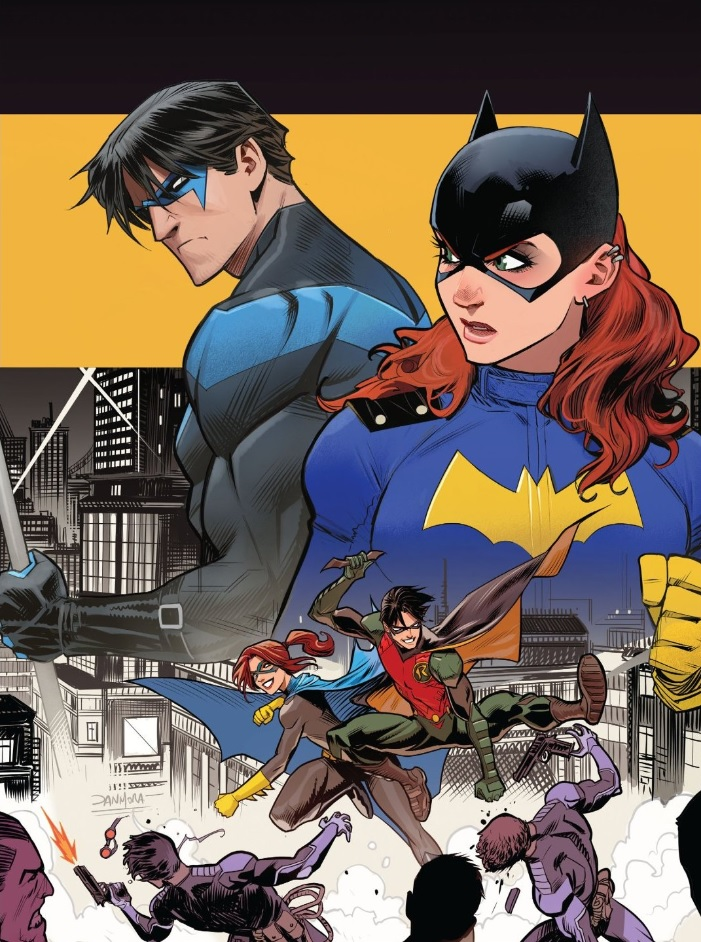 Why Barbara Gordon and Dick Grayson are DC's Greatest Love Story | DC