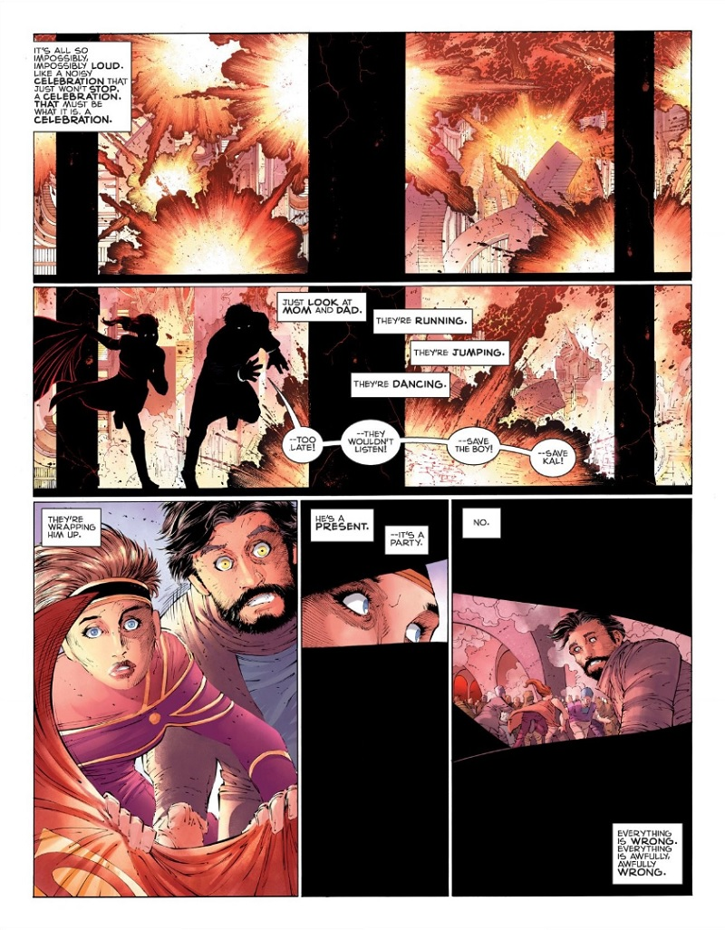 463fc8a0f Superman: Year One Sheds Surprising New Light on the Man of Steel | DC