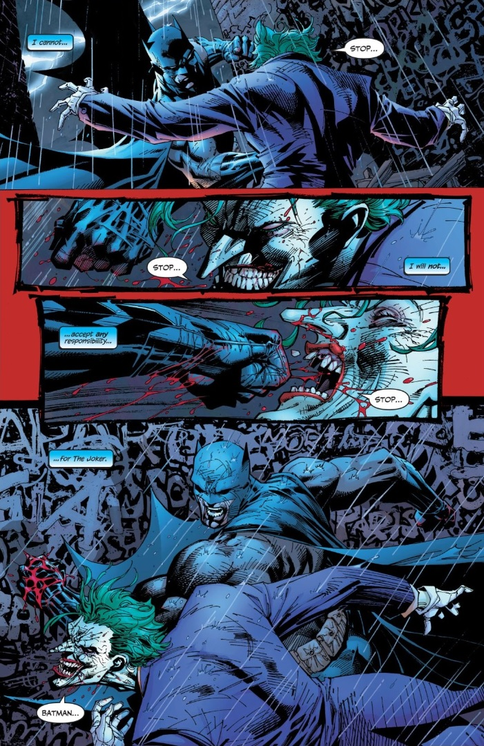 Reading Batman Hush For The First Time Dc