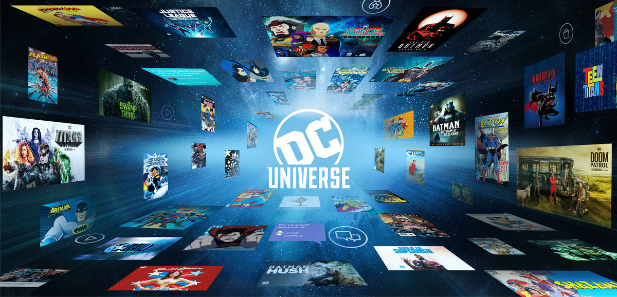 DC Universe Storms San Diego Comic-Con with Powerhouse Panel