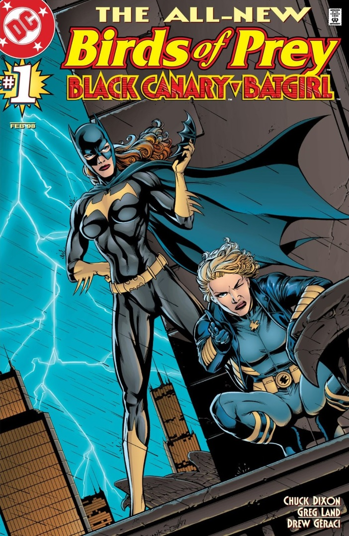 Birds Of Prey And Dc S Radical Tradition Of Girl Gangs Dc