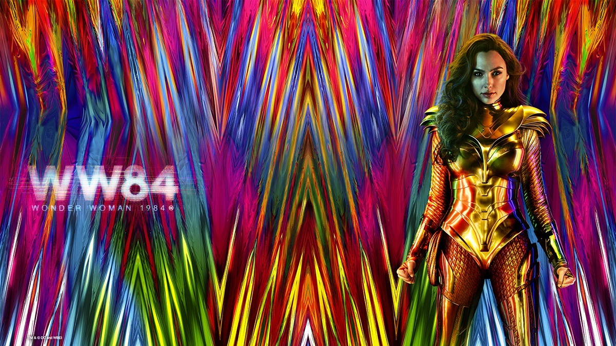 Add Wonder to Your Virtual Meetings With These New WW84 Backgrounds | DC