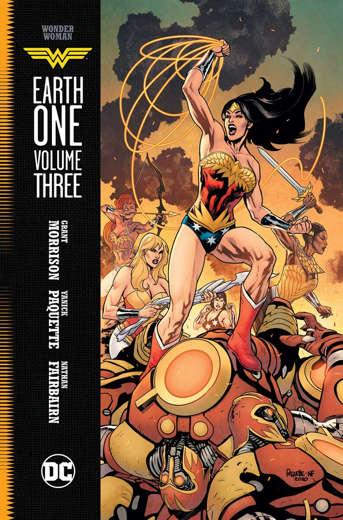 WWE1v3 HC 5f7229d22ea890.20809052 5f8f5bb7f1e451.83762732 Artemis Attacks: An Early Look at Wonder Woman: Earth One Vol. 3