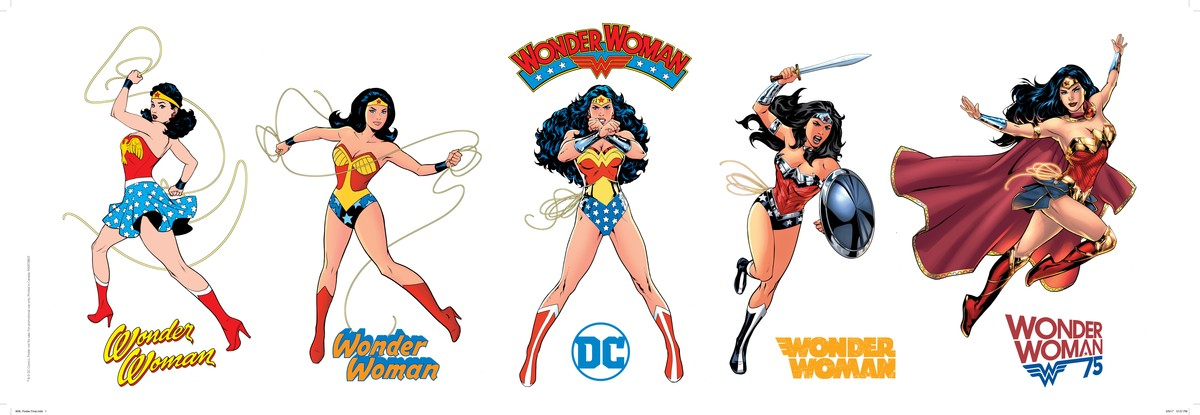 Dc Celebrates Wonder Woman Day With Massive Global Event