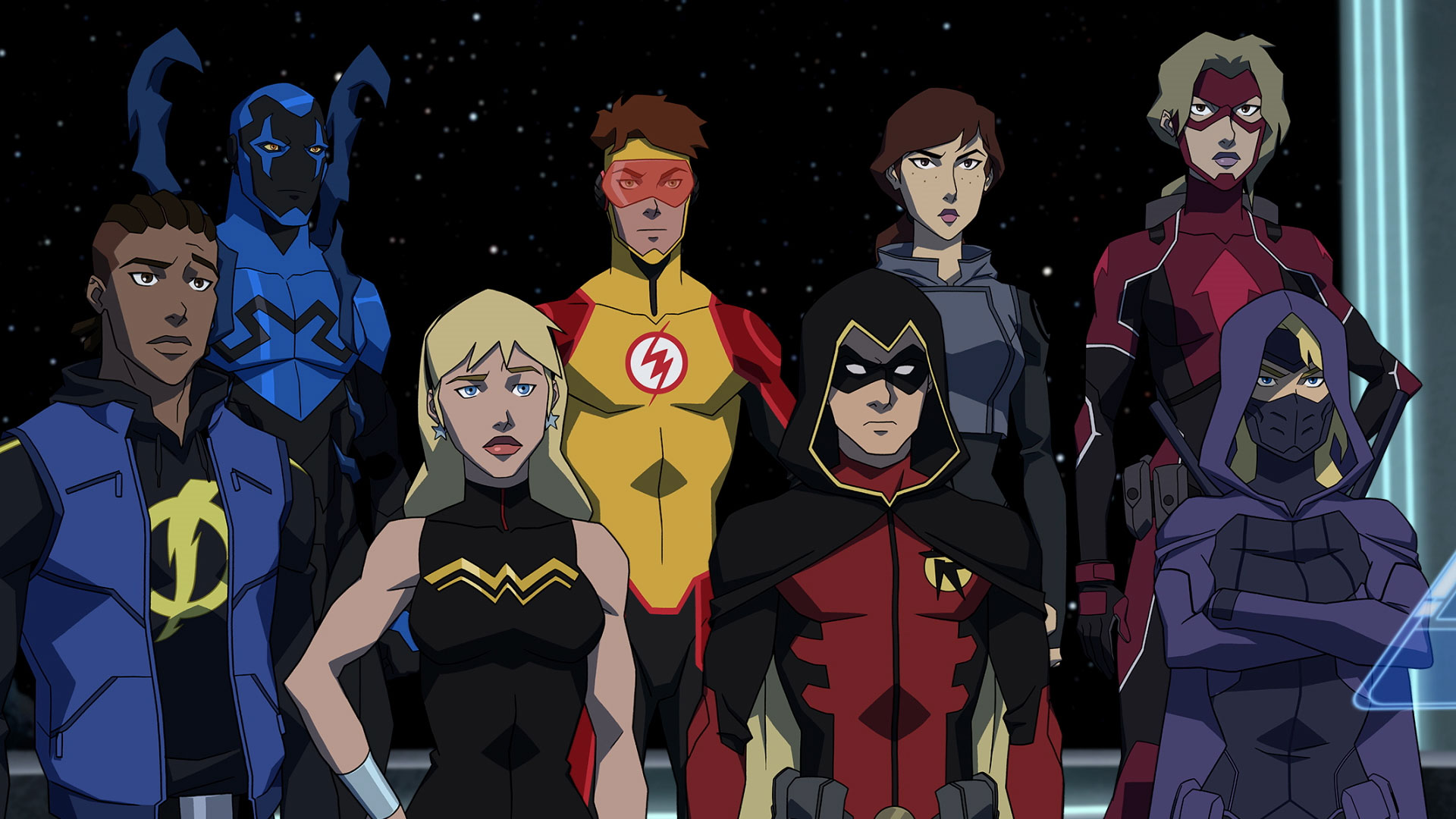 Young Justice (2010 - Present) | DC