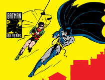 Batman, a History of Heroics: 1940s-1950s