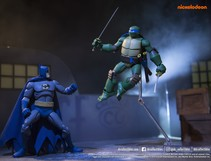 Batman Meets the Teenage Mutant Ninja Turtles...Action Figure Style!