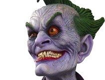 One Serious Joker: Rick Baker Produces a Breathtaking Bat-Villain