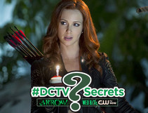 "The #DCTV Secrets of ARROW - Episode 3.7: ""Draw Back Your Bow"""