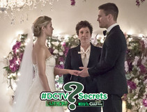 "The #DCTV Secrets of ARROW: Ep 4.16 ""Broken Hearts"""