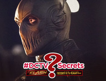 "The #DCTV Secrets of THE FLASH: Episode 2.6: ""Enter Zoom"""