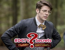 "The #DCTV Secrets of THE FLASH: Episode 2.14 ""Escape from Earth-2"""
