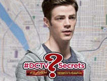 "The #DCTV Secrets of THE FLASH: Episode 2.17 ""Flash Back"""