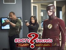 "The #DCTV Secrets of THE FLASH: Episode 2.18 ""Versus Zoom"""