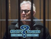 "The #DCTV Secrets of DC'S LEGENDS OF TOMORROW: Ep. 5 ""Fail-Safe"""