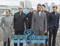 "The #DCTV Secrets of DC'S LEGENDS OF TOMORROW: Ep. 10 ""Progeny"""