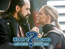 "The #DCTV Secrets of DC'S LEGENDS OF TOMORROW: Ep. 13 ""Leviathan"""