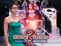 """The #DCTV Secrets of SUPERGIRL Ep. 3: """"Fight or Flight"""""""