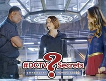 "The #DCTV Secrets of SUPERGIRL: Episode 12 ""Bizarro"""
