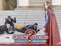 "The #DCTV Secrets of SUPERGIRL: Ep. 17 ""Manhunter"""