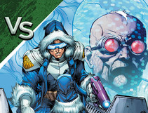 DC All Access: Captain Cold vs. Mr. Freeze