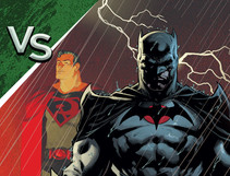 DC All Access: Flashpoint Batman vs. Red Son Superman