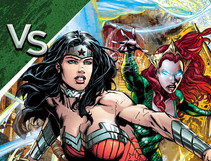 DC All Access: Wonder Woman vs. Mera!