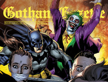 Gotham Gazette: Joker's Busy Month