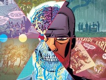 Go Spelunking with Cave Carson Has a Cybernetic Eye